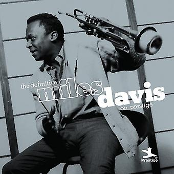 Miles Davis - Definitive Miles Davis [CD] USA import