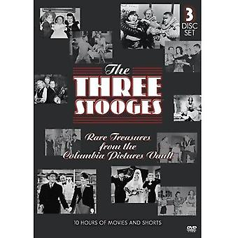 Trois Stooges - importer des USA de rares trésors de Columbia la photos Vault [DVD]