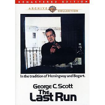 Última corrida (Remastered) [DVD] EUA importar