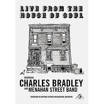 Bradley, Charles & Menahan Street Band - Live From the House of Soul [DVD] USA import