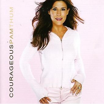 Pam Thum - Courageous [CD] USA import
