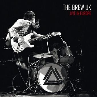Brew - Live in Europe [CD] USA import
