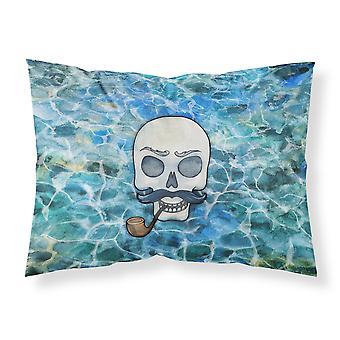 Skeleton Skull Pirate Fabric Standard Pillowcase