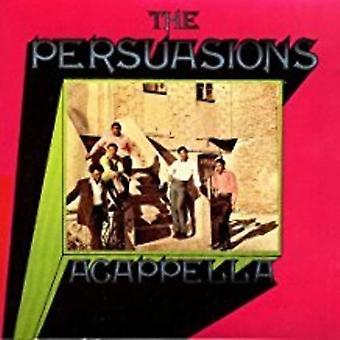 Persuasions - Acappella [CD] USA import
