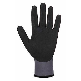 Portwest - Спецодежда Dermiflex Аква воды Repellant перчатка 6 пара пакет