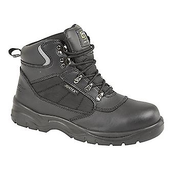 Grafters Mens Safety Waterproof Hiker Type Toe Cap Boots