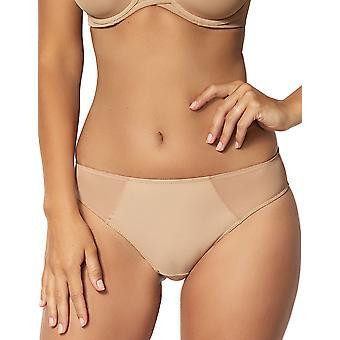 Sans complexe 609797 femei ' s Essential nud culoare solidă chiloți pantalon scurt