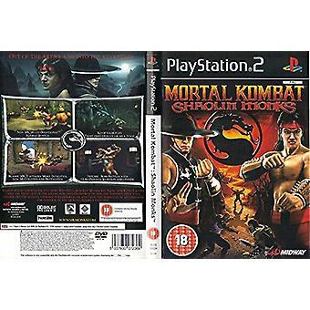 Mortal Kombat Shaolin Mönche (PS2) - Fabrik versiegelt