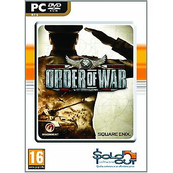 Order of War (PC CD) - Nowość