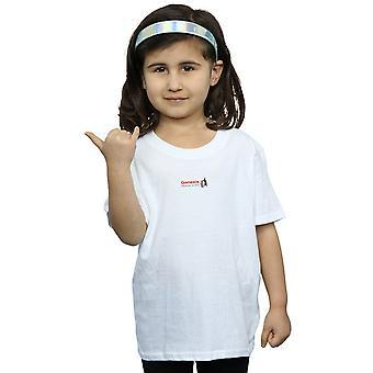 Genesis Mädchen werfen sie alle Weg-t-shirt