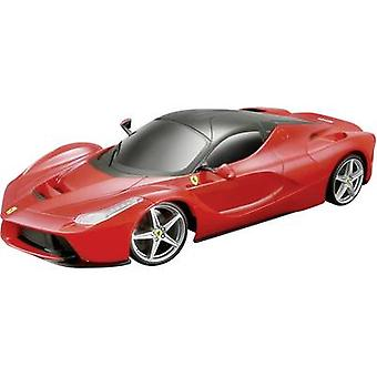 MaistoTech 581086 Ferrari LaFerrari 1:24 RC modell bil för nybörjare Electric Road version