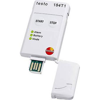 testo 184 T1 Temperature data logger Unit of measurement Temperature -35 up to +70 °C