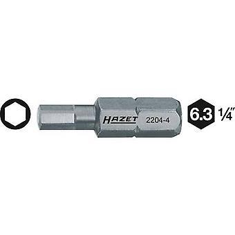 Hazet Hex bit 4 mm Special steel C 6.3 1 pc(s)