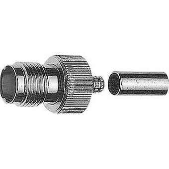 TNC invertire la polarità del connettore Socket, dritto 50 Ω Telegärtner J01011R0006 1/PC