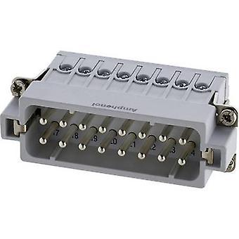 Amphenol C146 10A016 002 4 Pin invoegen