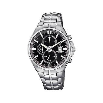 Festina - watches - men - F6862-4 - timeless chronograph - chronograph