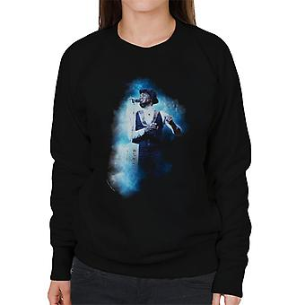 TV Times James Brown Retro Waistcoat 1979 Women's Sweatshirt