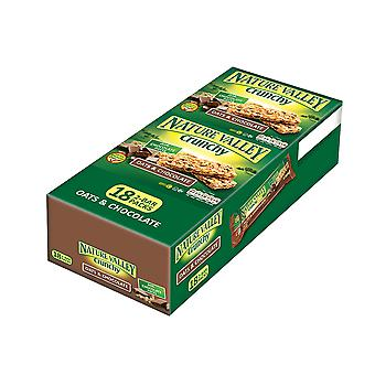 Nature Valley Oats and Chocolate Bars