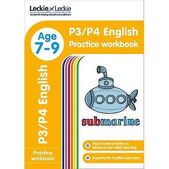 P3/P4 English Practice Workbook (Leckie Primary Success) by Leckie &