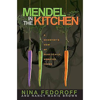 Mendel dans la cuisine - vue d'un scientifique de Foo génétiquement modifié