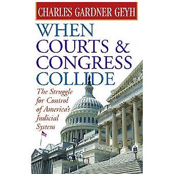 Wenn Gerichte und Kongress kollidieren - der Kampf um die Kontrolle von Amerika