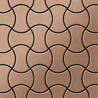 Fém mozaik titán ötvözet infinit-ti-AB