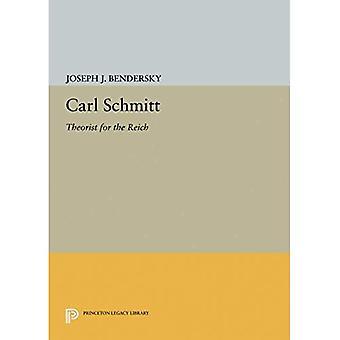 Carl Schmitt: Teórico para o Reich (biblioteca do legado de Princeton)