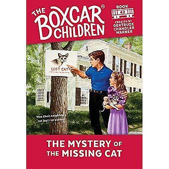 Mysteriet med manglende katten (Boxcar barn)