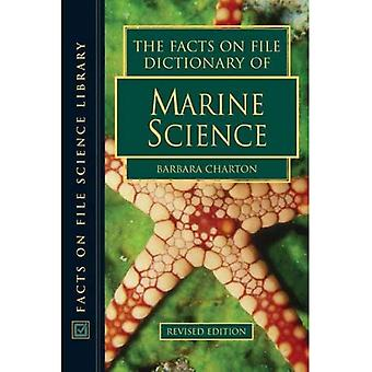 The Facts on File Dictionary of Marine Science (Facts on File Science Dictionaries)