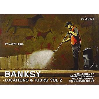 Banksy platser och turer Vol.2