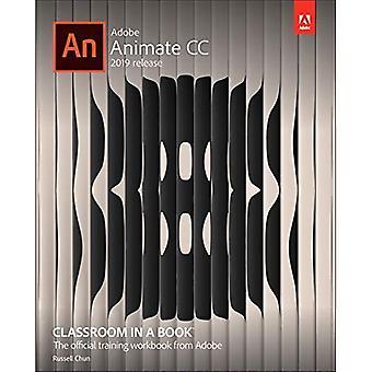 Adobe CC animar aula em um livro