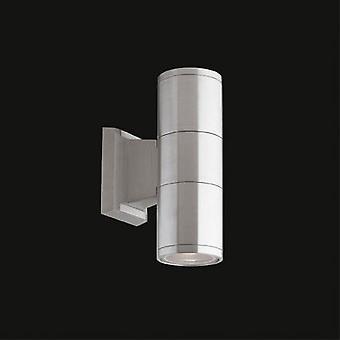 Ideal Lux - Gun kleine Aluminium Wand Licht IDL033013