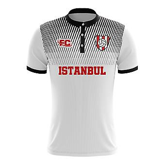 2019-2020 Besiktas Fans Culture Home Concept Shirt - Adult Long Sleeve