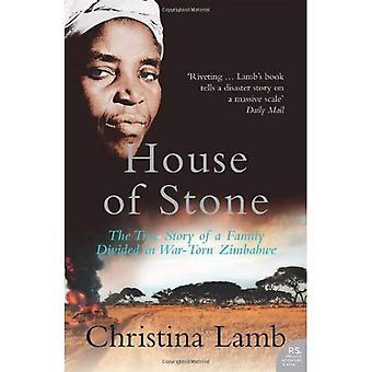 Haus aus Stein: die wahre Geschichte einer Familie unterteilt in Krieg-heftig gezerrissenes Simbabwe