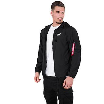 Alpha industries men's windbreaker without shizzle