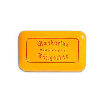 La Provenale 100% Handmade Organic Soap Vegan Mandarin with wonderful fruity fragrance 125 g