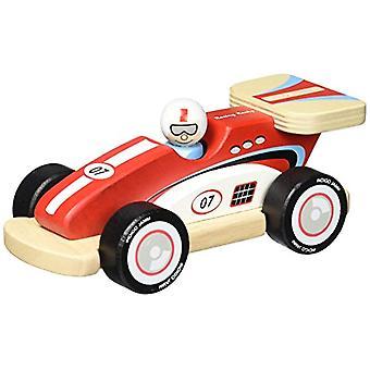 Indygo Jamm skalista Racer drewniane zabawki wyścigi samochodowe - z wymiennym sterownik