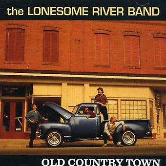 Lonesome River Band - Old Country Town [CD] USA import
