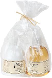 Duo 240ml Pump Toiletries Gift Set - Shampoo + H&B Lotion