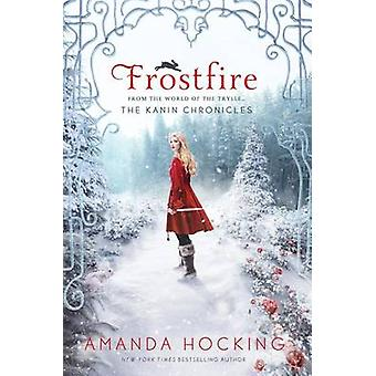 Frostfire by Amanda Hocking - 9781250049827 Book