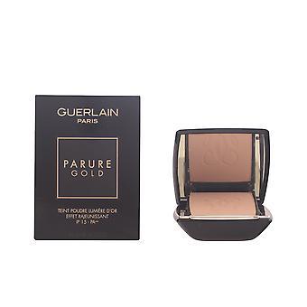 Guerlain parure Gold Fond de Teint Compact #12-Rose Clair 10 gr feminina