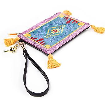 Disney Aladdin Magic carped pochette portefeuille-rose/noir (GW843456ALD)