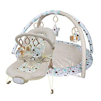 Ladida Babysitter och Babygym Elegant & Comfy Paketerbjudande