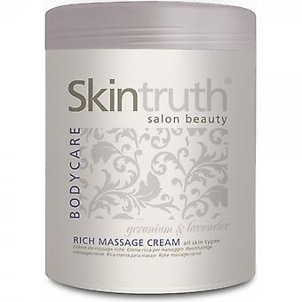Crème de Massage riche peau vérité Skintruth