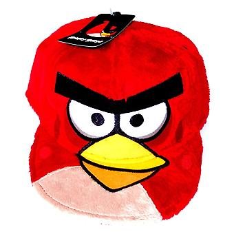 Gorra de béisbol - Angry Birds - Red Face Soft Cotton Slouchy New 044033