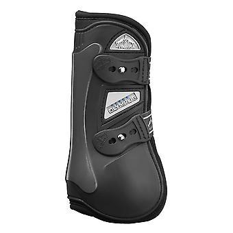Veredus Olympus Double Density Front Tendon Boots - Black
