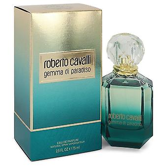 Roberto cavalli gemma di paradiso eau de parfum spray av roberto cavalli 542821 75 ml