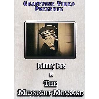 Midnight Message (1926) [DVD] USA import
