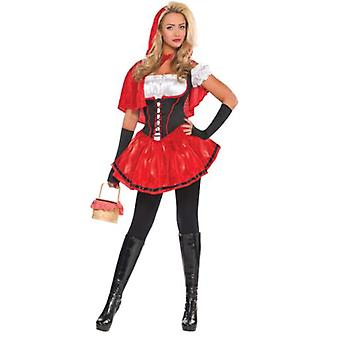 Amscan Costume Little Red Riding Hood for Adult (Babies and Children , Costumes)