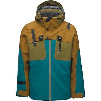 Spyder TORDRILLO Boys Repreve PrimaLoft Ski Jacket swell
